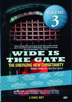 Wide is the Gate - DVD - Volume 3