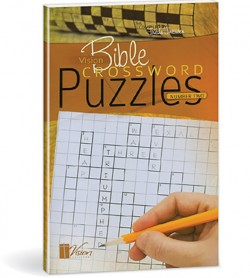 Bible Crossword Puzzles No. 2