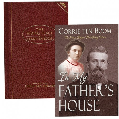 In My Father's House/The Hiding Place BOOK SET