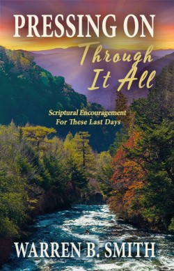 Pressing On Through It All - DEVOTIONAL BOOK - SECONDS