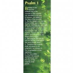 Psalm 1 Bookmark