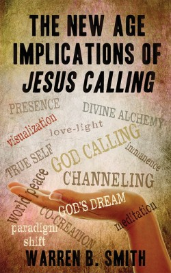 E-BOOKLET - The New Age Implications of Jesus Calling