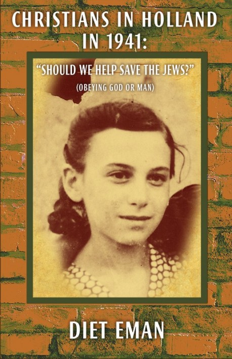 """BOOKLET - Christians in Holland in 1941: """"Should We Help Save the Jews?""""--SECONDS"""