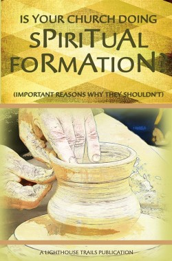 MOBI BOOKLET - Is Your Church Doing Spiritual Formation?