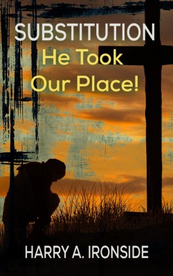 PDF BOOKLET - Substitution—He Took Our Place!