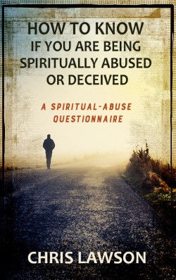 PDF BOOKLET - How to Know if You Are Being Spiritually Abused or Deceived—A Spiritual Abuse Questionnaire