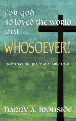 E-BOOKLET - For God So Loved the Word That . . . WHOSOEVER!
