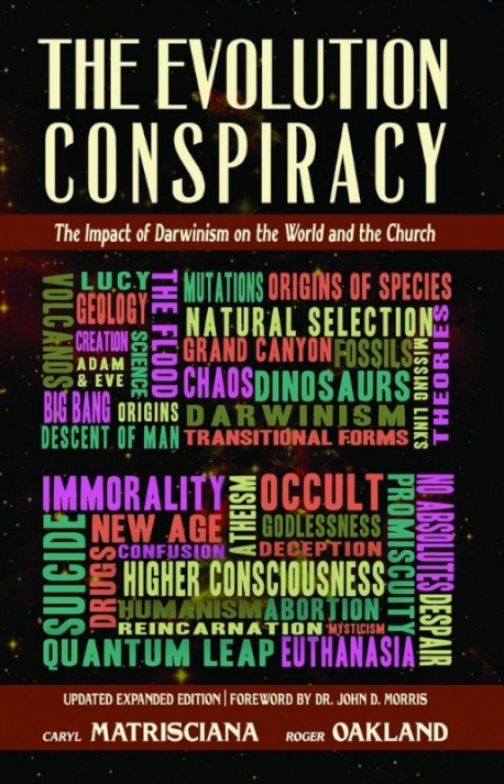 MOBI BOOK - The Evolution Conspiracy
