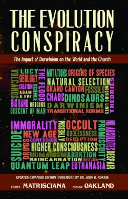 PDF BOOK - The Evolution Conspiracy