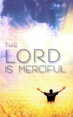 The Lord is Merciful Gospel Tract- 10 Pack