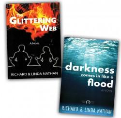 Glittering Web/Darkness Like a Flood Novel Set